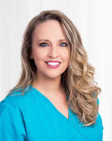 Dental hygienist Mandy