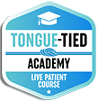 Tongue Tie Academy Live Patient Course logo